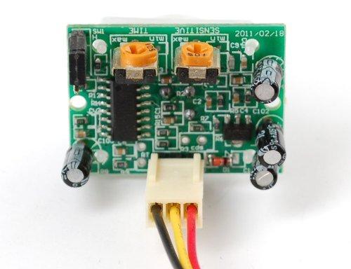 - Adafruit PIR Motion Sensor