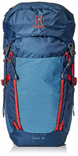 Haglofs Blue Spira 35 Backpack Unisex OWORn1qxH
