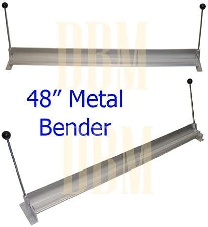"""FREE SHIPPING 36/"""" Sheet Metal Bending Brake Bender Aluminum Steel Trim 30"""