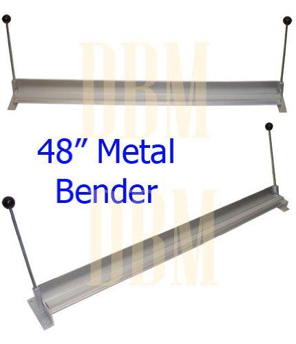 48 Inch Sheet Metal Bending Brake Bender - 30 36 (Aluminum Brake)