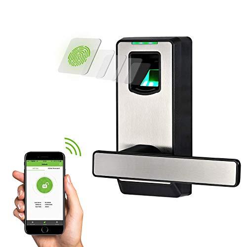 Zkteco Biometric Door Lock