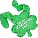 Carter's Green Baby Bib My First St. Patrick's Day