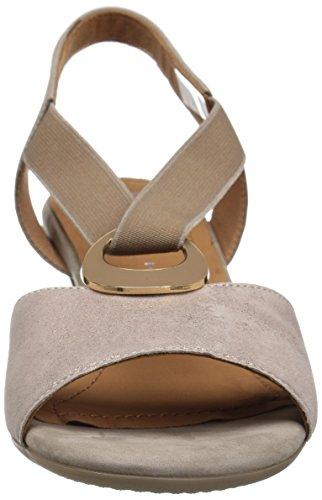 ara Womens Raizel Dress Sandal Rose Gold Caruso/Taupe ZpyuTP