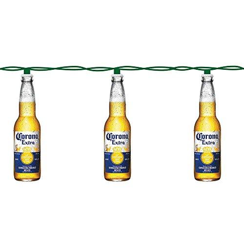 Kurt Adler 10-Light Corona Beer Starch Light Set
