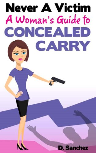 Never A Victim - A Woman's Guide to Concealed Carry