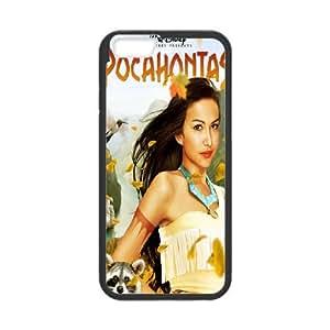 Disney Cartoon Pocahontas for iPhone 6 4.7 Inch Phone Case 8SS459959