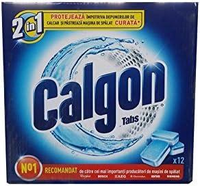Calgon Lavavajillas - 12 Pastillas: Amazon.es: Salud y cuidado ...