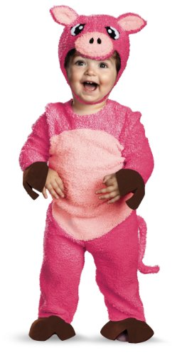 Pinky Pig 12-18 Month -