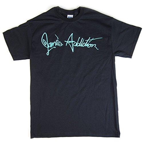 Jane's Addiction: Script Logo Shirt - Black