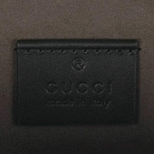 バッグ メンズ Gucci Eden ボディバッグ/ウエストポーチ BE.EBO/NERO 450946-KHNYX-9772 [並行輸入品]