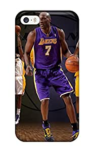 New Style los angeles lakers nba basketball (4) NBA Sports & Colleges colorful iPhone 5/5s cases 2517714K605135353