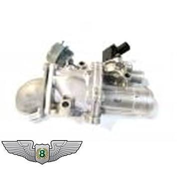 Land Rover Original 3.0 Diesel Turbo Aire Comprimido Recirculación Válvula de cierre lr043939