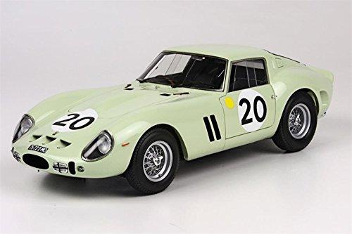 BBR 1962 Ferrari 250 GTO #20 Le Mans Innes Model in 1:18 Scale