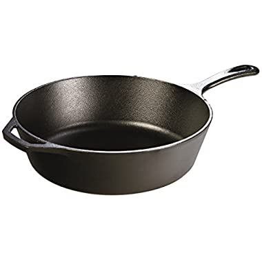 Lodge Cast Iron 12 Inch Deep Skillet