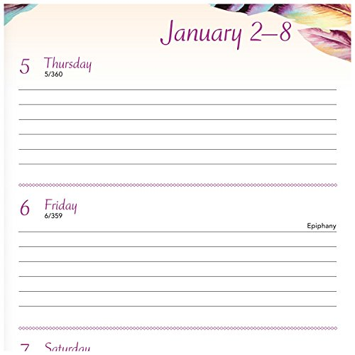 at a glance weekly monthly planner appointment book 2017 4 7 8