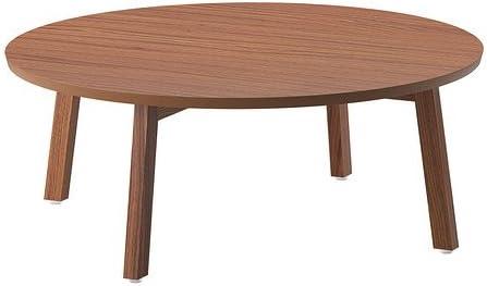 Ikea Stockholm Table Basse Placage Noyer 93 Cm Amazon Fr
