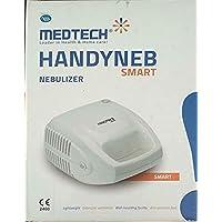 Nulife Handyneb Aerosol Therapy Compressor Nebulizer (White)