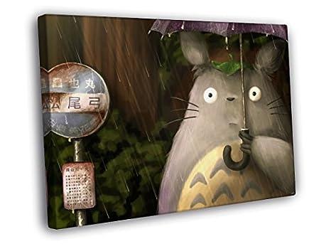 Amazon.com: H3 V6154 hermoso de mi Vecino Totoro Tonari no ...
