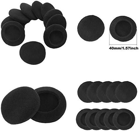 40 Mm Ohrpolster Aus Schaumstoff Für Motorola S305 Elektronik