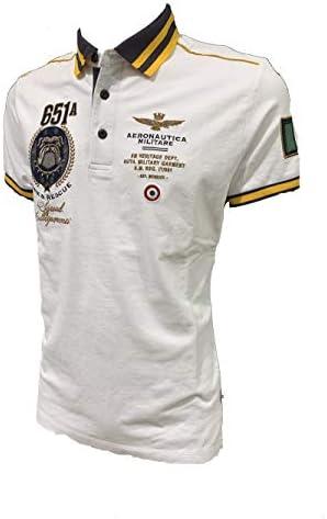 Luftfahrt-Poloshirt PO1449P, Weiß, Piquet, Herren
