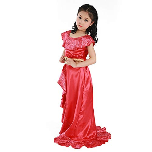Elena Boschi In Costumes - Elena Dress,Classic Adventure Deluxe Girls' Costume
