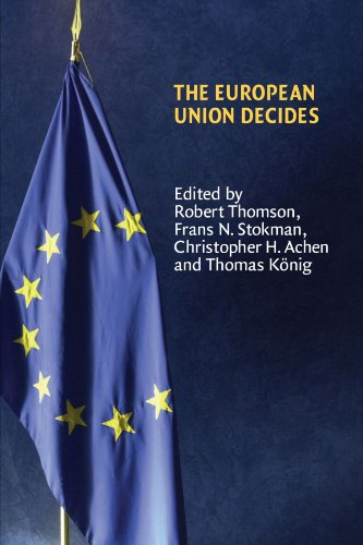 The European Union Decides (Political Economy of Institutions and Decisions)
