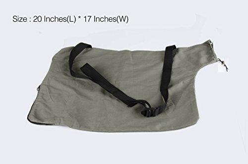 leaf blower with bag - 7