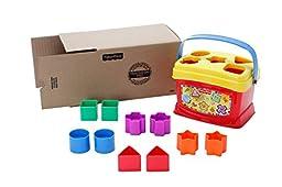 Fisher-Price Brilliant Basics Baby\'s First Blocks