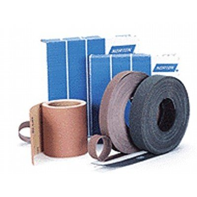 Abrasive Roll, 2'' Wx 150 ft. L, 600G, Brown