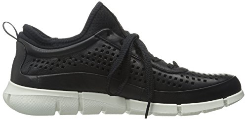 Basses Sneakers Intrinsic Ecco Black01001 Noir 1 Femme EqdEtw