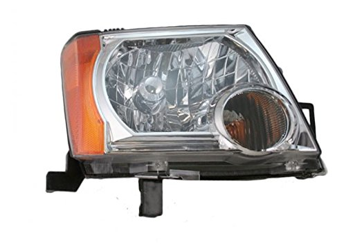 Headlight Headlamp RH Right Hand Passenger Side for 05-13 Nissan Xterra X-Terra ()