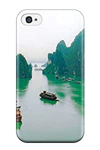 8033854K30186939 Tpu Shockproof/dirt-proof Thailand Holiday Dream Cover Case For Iphone(4/4s)