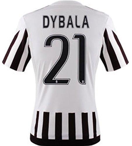 adidas Juventus de Turín Réplica Camiseta, Dybala 21, medium ...