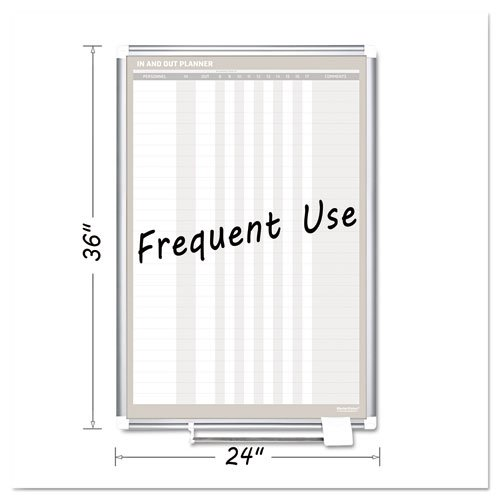 BVCGA02109830 - Bi-silque In-Out Magnetic Dry Erase Board