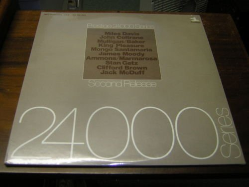 Prestige 24000 Series: Second - Lp Prestige Series