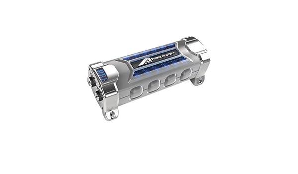 Power Acoustik PCX-5F 5-Farad Capacitor