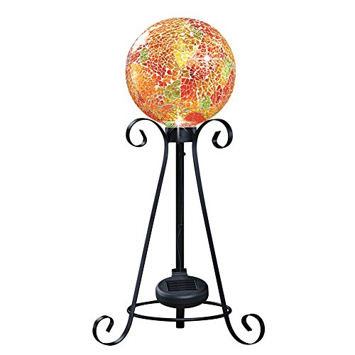 Mosaic Outdoor Lighted Ornaments