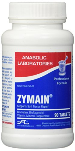 Anabolic Laboratories, Zymain 90 tablets (Proteolytic 90 Enzymes Tablets)
