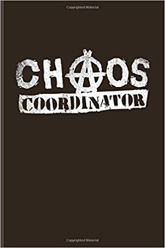 Chaos Coordinator: Funny Teacher Quote Journal For Education ...