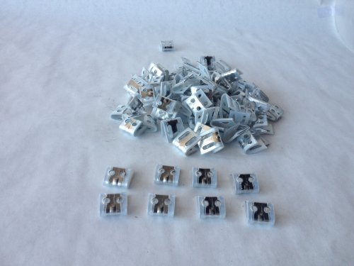 New Dimension Upholstery EK Spring Clip (100/Pack)