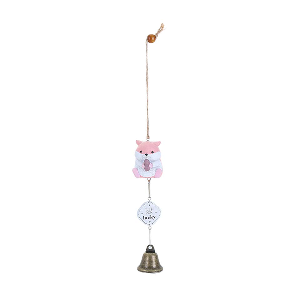 1pc Wind Bell Exquisite Beautiful Hanging Pendant Wind Chime for Balcony Home