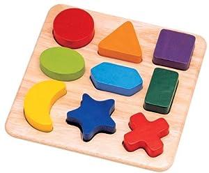 Pintoy Shape Matching Board: Amazon.co.uk: Toys & Games
