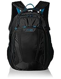 Samsonite Viz Air 2 Laptop Backpack, Black/Electric Blue, International Carry-on