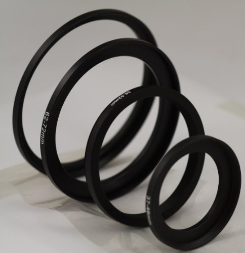 Adapter 105 Mm Ring (A&R Step-UP Adapter Ring 86mm Lens to 105mm Filter Size)