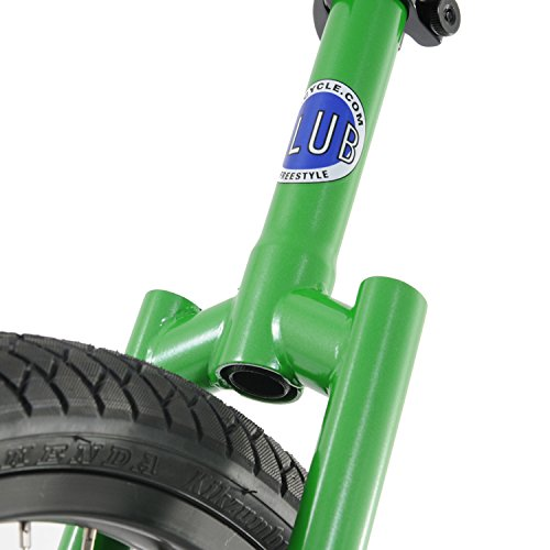 Club 20'' Freestyle Unicycle - Green by Unicycle.com (Image #3)