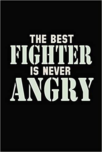 com the best fighter is never angry bitchy smartass