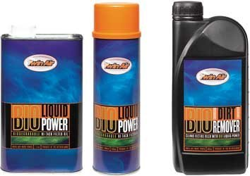 Twin Air Liquid Bio Power Air Filter Oil 20 oz.