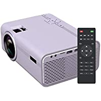 Nityam Beamer, 2000 lumen, draagbaar, Full HD, 1080p, thuisbioscoop