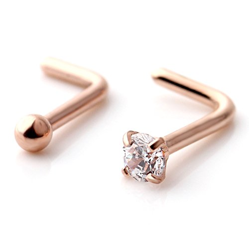 Ruifan Surgical Diamond Piercing Jewelry