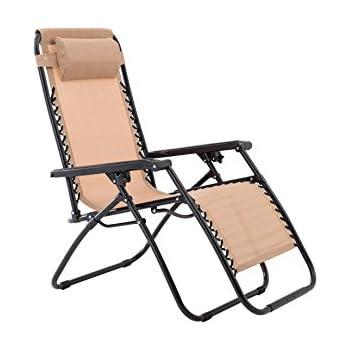 Amazon Com Caravan Sports Infinity Zero Gravity Chair